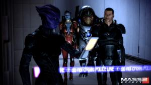 Mass Effect 2: Lair of the Shadow Broker Screenshots